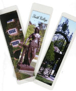 A selection of Milescapes bookmarks