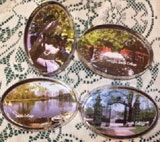 Milescapes paperweights