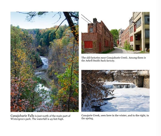 Canojarharie Creek images
